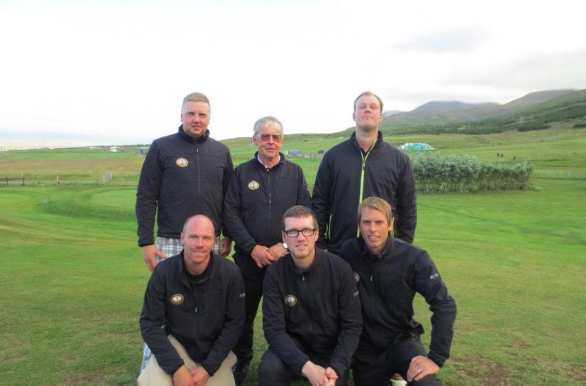 Golfklúbbur Þorlákshafnar hélt velli í 4.deild