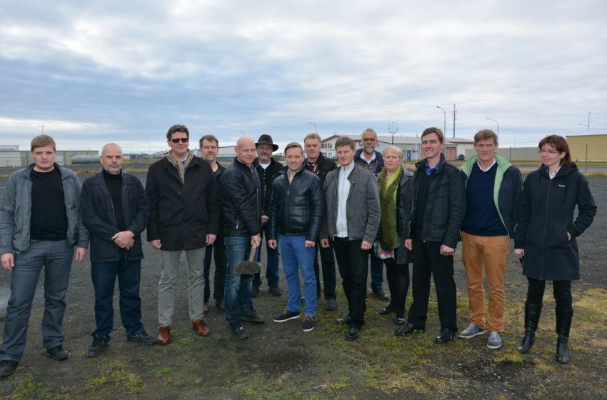 SS byggir 1500 fermetra vöruhús í Þorlákshöfn