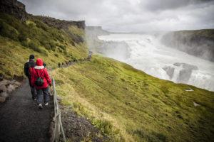Gullfoss. Mynd: Davíð Þór