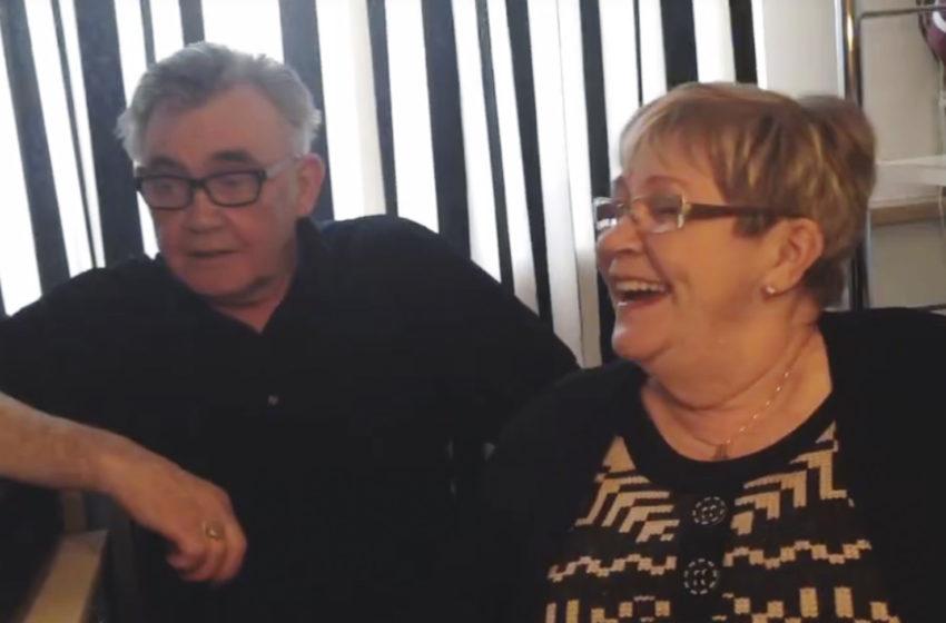 Jóhanna og Kári kenna á Karolinafund – Myndband