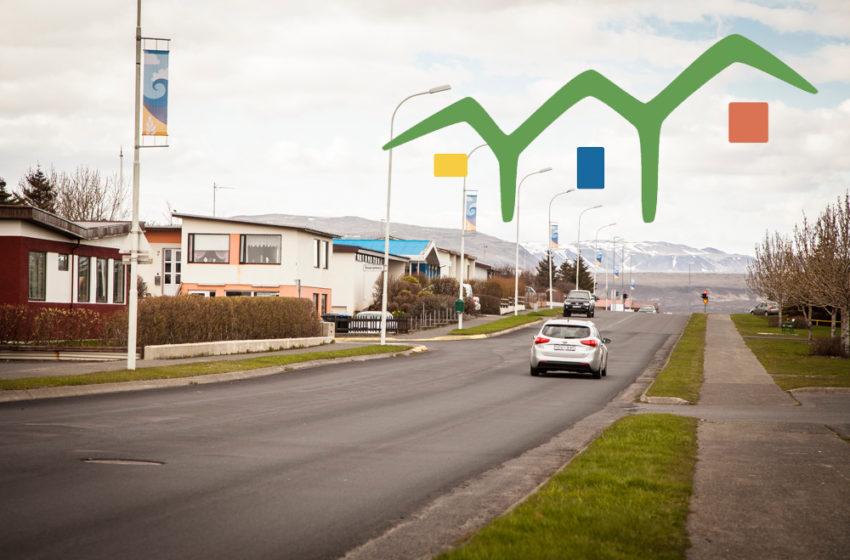 Íbúðalánasjóður á um 9% íbúða í Þorlákshöfn