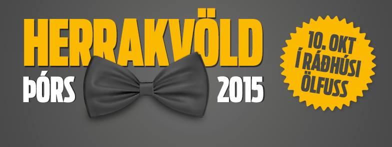 herrakvöld 2015