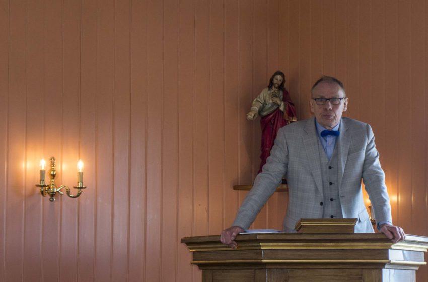 Síðasta messa Sr. Baldurs á sjómannadaginn – kirkjugestum boðið að þiggja veitingar að lokinni athöfn