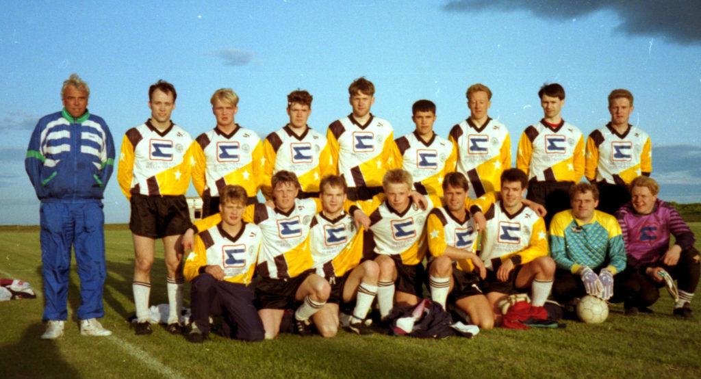 Ægir 1993