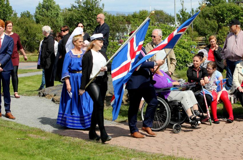 Hátíðardagskrá 17. júní