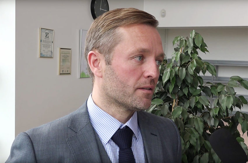 """Gunnsteinn: """"Hvati hjá ríkinu að leggja verkefninu lið"""" – myndband"""