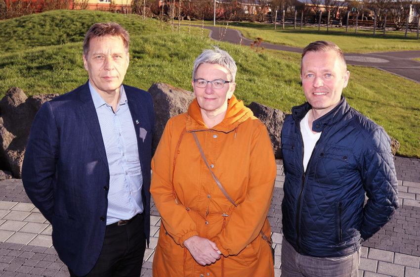 Skrifað undir Unglingalandsmót UMFÍ í Þorlákshöfn 2018
