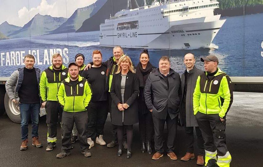 Smyril Line Ísland kaupir húsnæði Fiskmarkaðs Íslands