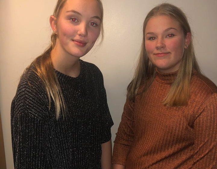 Auður Magnea og Elísabet sigruðu söngvakeppni Svítunnar