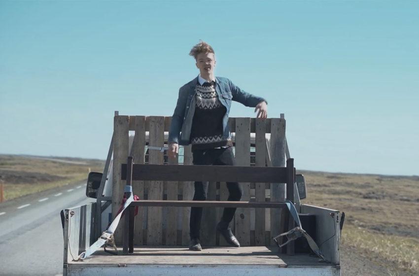 Baldur Dýrfjörð gefur út lag: Sölvi bróðir hans gerði myndbandið