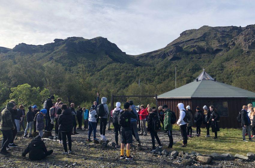 Þórsmerkurferð í boði Kiwanisklúbbsins Ölvers