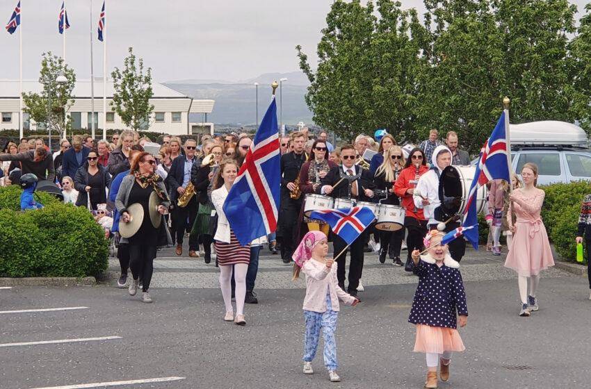 Dagskrá 17. júní í Þorlákshöfn