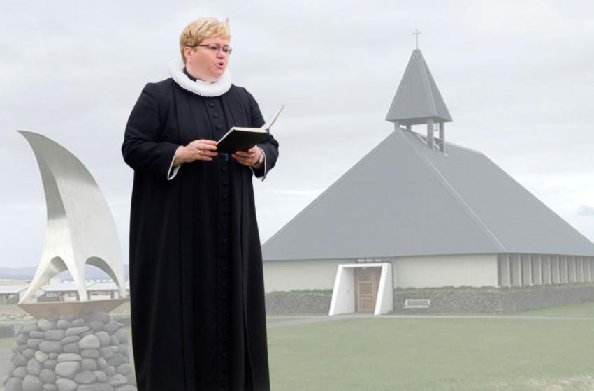 Sr. Sigríður Munda messar á Sjómannadaginn í Þorlákskirkju
