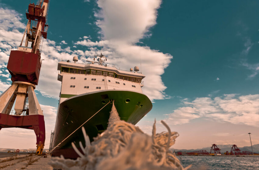 Nýtt skip Smyril Line siglir til Þorlákshafnar