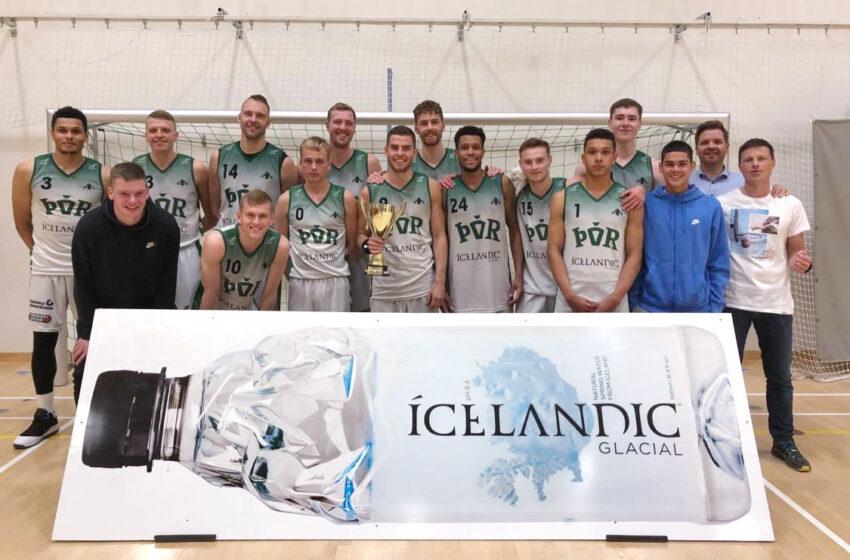 Þór sigurvegari Icelandic Glacial mótsins 2020