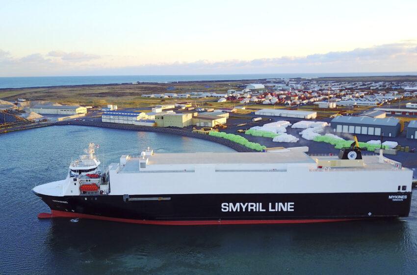 Smyril Line byggja stórt vöruhús í Þorlákshöfn
