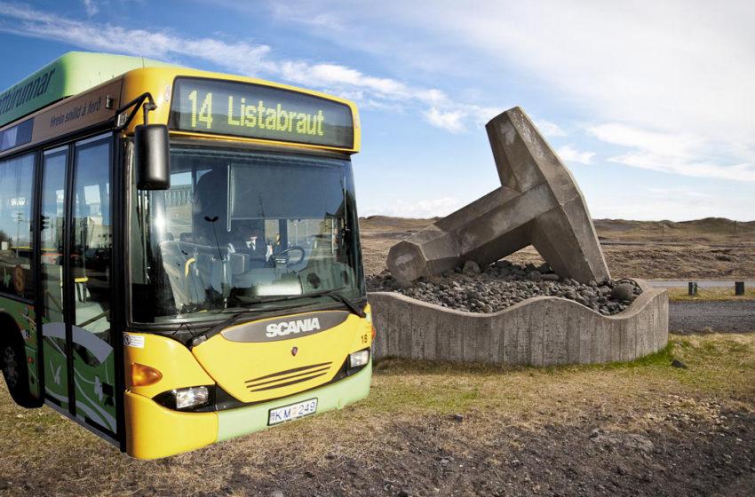 Ný leið Strætó milli Þorlákshafnar og Reykjavíkur