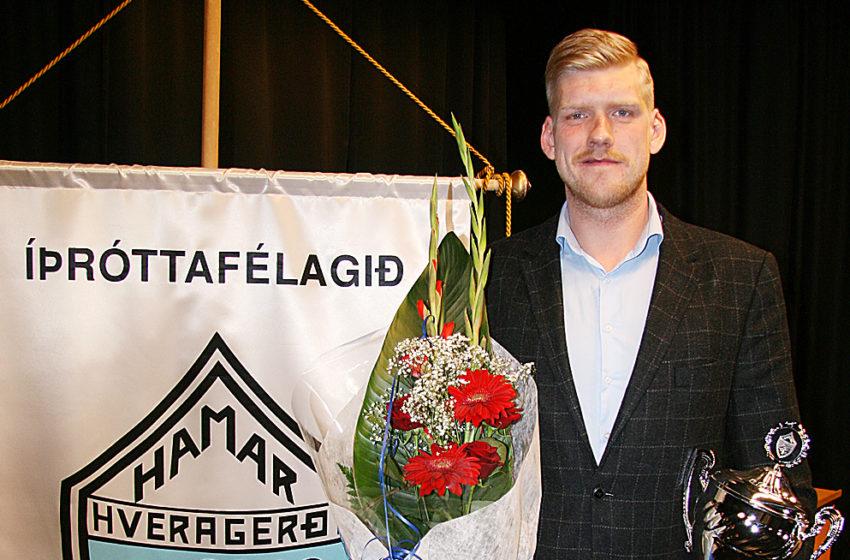 Ragnar kjörinn íþróttamaður Hamars