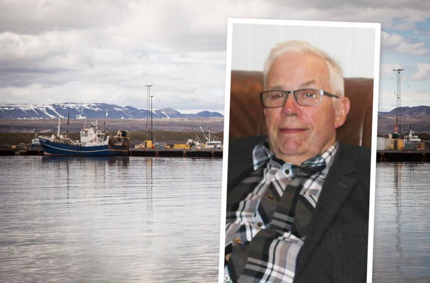 Risakaup hjá Skinney-Þinganes