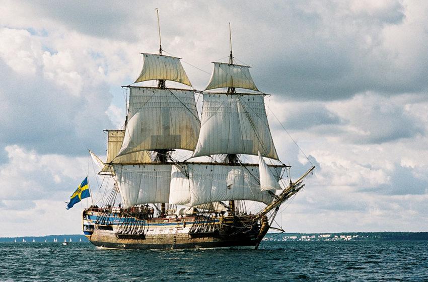 Vonast til að finna flak herskips sem strandaði árið 1718
