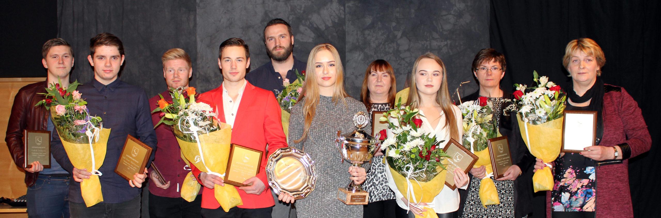 Gyða Dögg íþróttamaður Ölfuss 2015