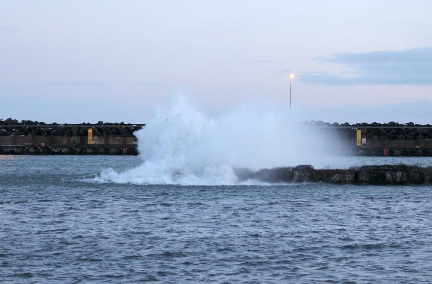 Norðurvararbryggja sprengd með 100 kílóum af dínamíti