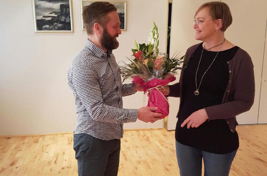 Ásgerður lætur af störfum eftir 28 ára starf hjá sveitarfélaginu