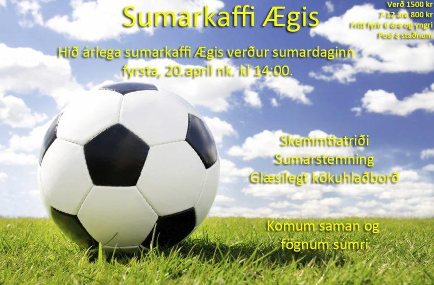 Sumarkaffi Ægis