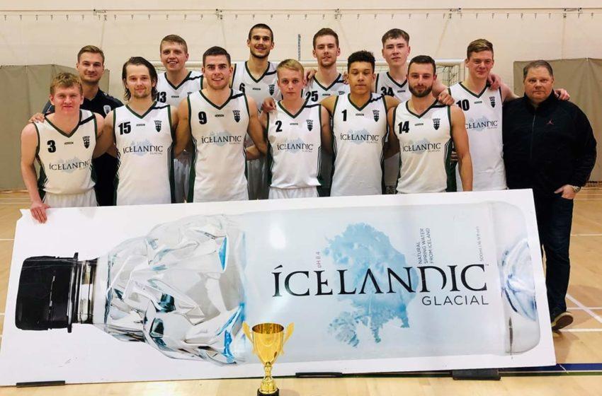 Þórsarar unnu Icelandic Glacial mótið