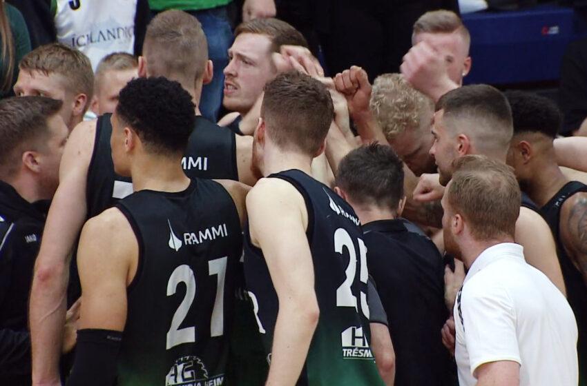 Þórsarar jöfnuðu