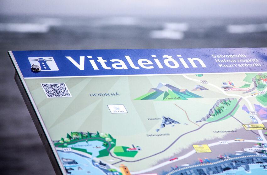 Vitaleiðin – ný ferðaleið á Suðurlandi